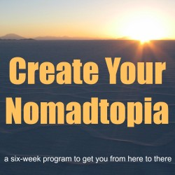 Create Your Nomadtopia