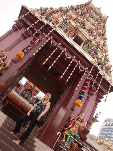 Hindu Temple, Johor Bahru, Malaysia